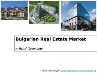 Bulgarian Real Estate Market A Brief Overview