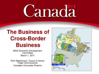 The Business of Cross-Border Business