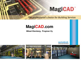 Magi CAD .com Mikael Ekenberg,  Progman Oy