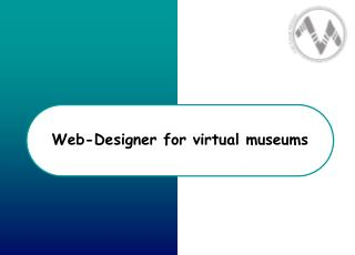 Web-Designer  for virtual museums