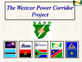 The Westcor Power Corridor Project