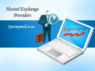 Hosted Exchange Service Providing Company