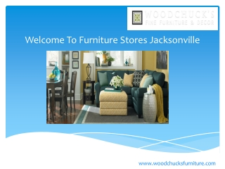 Furniture Stores Jacksonville