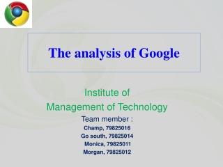 WDM- Google