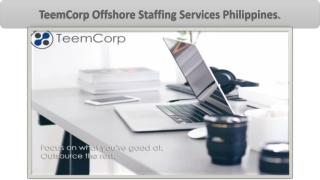 TeemCorp Offshore Staffing Philippines