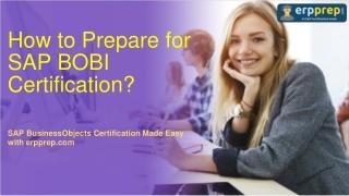SAP BOBIP C_BOBIP_43 Certification : Latest Questions and Exam Tips
