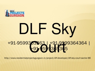 Sky Court Gurgaon Call 9599363363