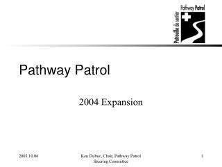 Pathway Patrol