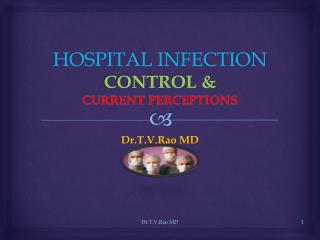 Hospital Infections and Control