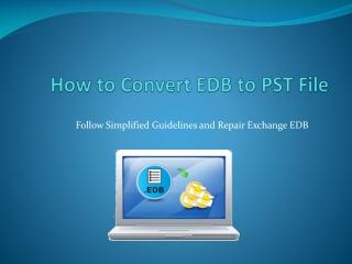 EDB Converter