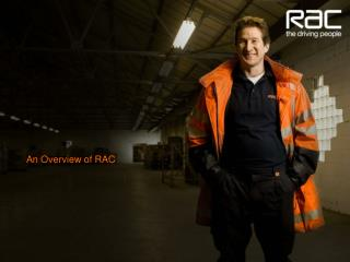 An Overview of RAC