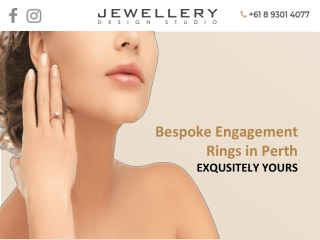 Bespoke Engagement Rings in Perth EXQUSITELY YOURS