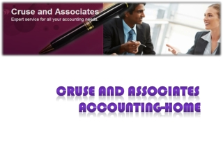 cruse and associates accounting-Home