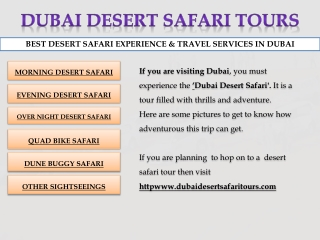 Dubai City Sightseeing & Dhow Cruises Tour