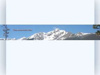 The Mountains USA - Colorado Ski Vacation Rentals Lodging