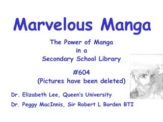 Marvelous Manga