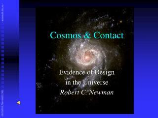 Cosmos & Contact