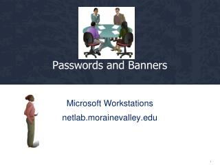 Passwords and Banners