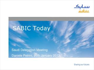 SABIC Today