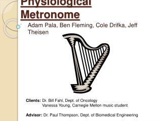 Physiological Metronome