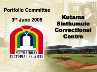 Kutama Sinthumule Correctional Centre