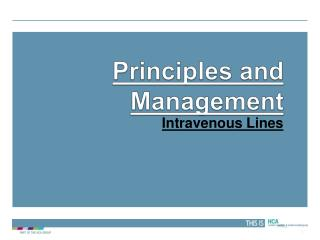 Principles and Management