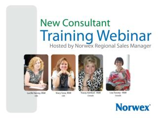 New Consultant Webinar