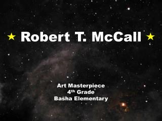 Robert T. McCall