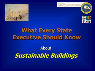 What Every State Executive Should Know