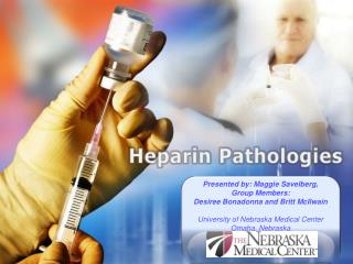 Heparin Pathologies