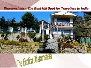 dharamshala accommodation