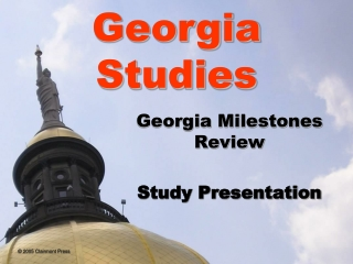 Georgia Milestones Review Study Presentation