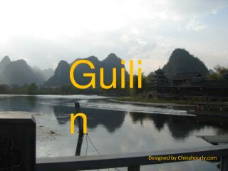 Guilin - travel to china