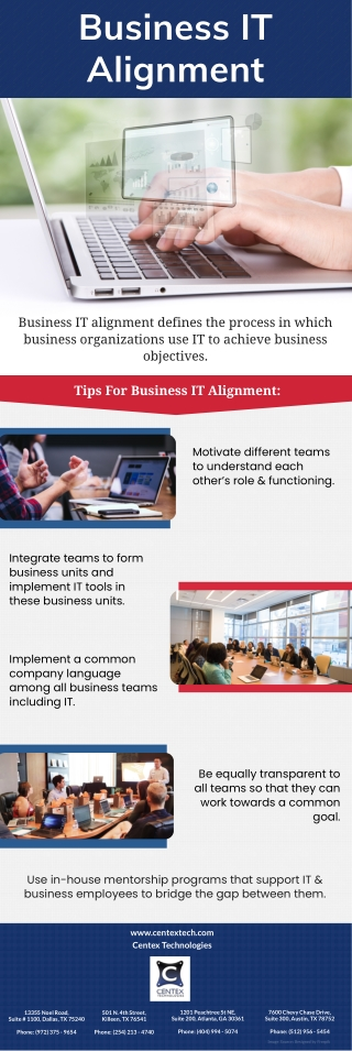 Business IT Alignment