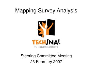 Mapping Survey Analysis