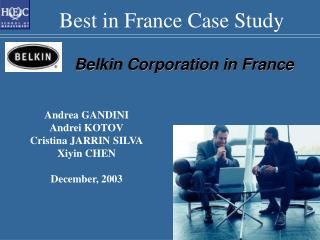Belkin Corporation in France