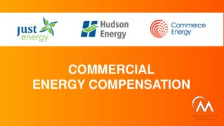 COMMERCIAL ENERGY COMPENSATION