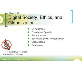 Digital Society, Ethics, and Globalization