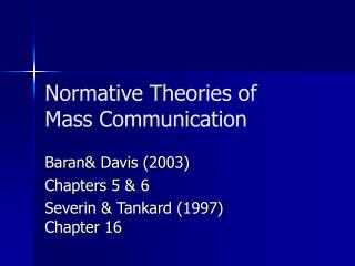 six characteristics of mass communication Mcs 334 • communication media o we think of books, newspapers, tv, radio, etc, o we think of a set of institutions and products which are commonly subsumed under the label 'mass communication' • characteristics of mass communication o involves a certain technical and institutional means of.