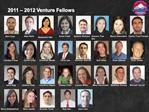 2011   2012 Venture Fellows