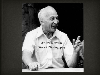 BIO PHOTO    Andr  KERTESZ