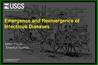 Emergence and Reemergence of Infectious Diseases