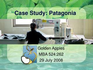 Case Study: Patagonia