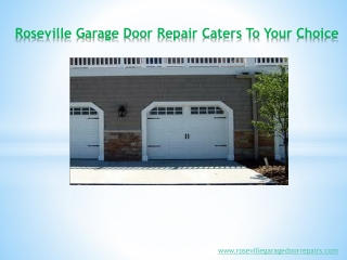 Choose best Garage Door Companies