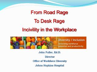 From Road Rage  To Desk Rage Incivility in the Workplace