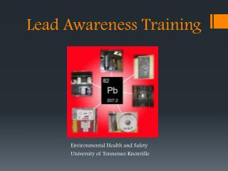 Lead Awareness Training