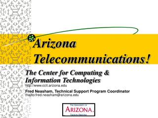 Arizona Telecommunications!
