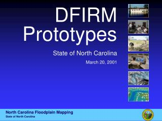 DFIRM Prototypes State of North Carolina March 20, 2001