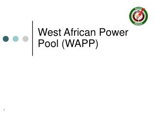 West African Power Pool (WAPP)