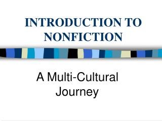 INTRODUCTION TO NONFICTION